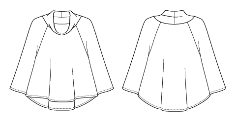 itch-to-stitch-cape-cod-capelet-pdf-sewing-pattern-line-drawings