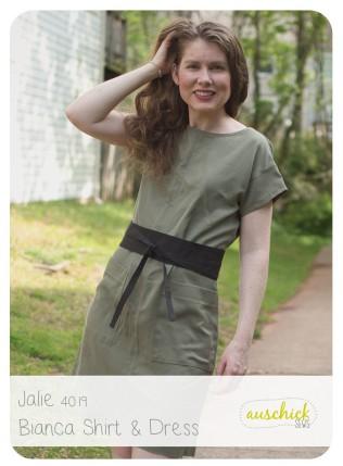 Jalie 4019 Bianca Shirt & Dress by Auschick