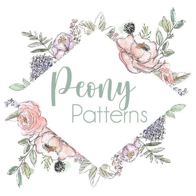 2Peony Patterns